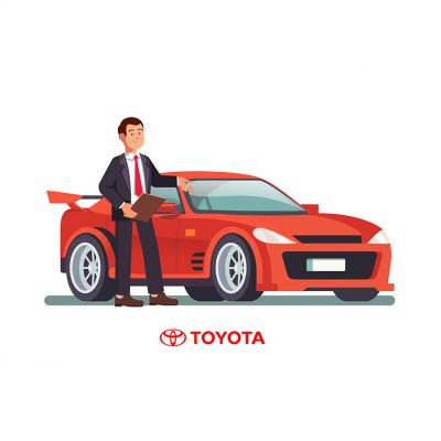 Bengkel Toyota Terdekat